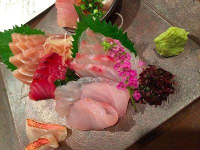 青ヶ島屋 新宿 西新宿 魚介 海鮮 美味しい 保険代理店 保険会社 行きつけ 店