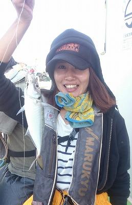 釣り キキ・コンサルティング 保険 アジ 羽田 シルバーウィーク